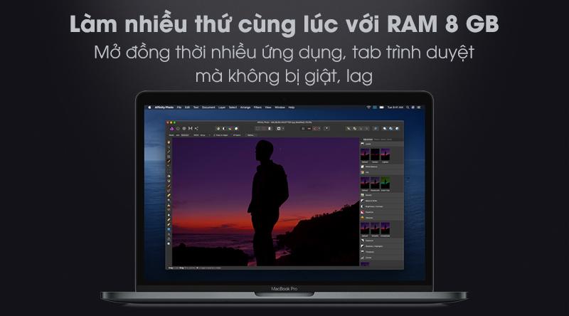 MacBook Pro Touch 2020 i5 (MXK62SA/A) | RAM 8 GB