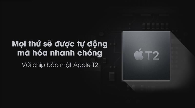MacBook Pro Touch 2020 i5 (MXK62SA/A) | Cơ chế bảo mật an toàn