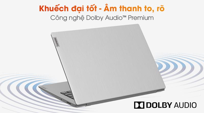 Lenovo IdeaPad 3 14IIL05 i7   Dolby Audio