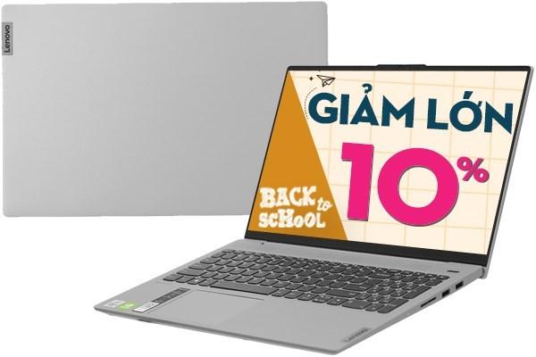 Lenovo IdeaPad Slim 5 15IIL05 i5/1035G1/8GB/512GB/2GB MX330/Win10 (81YK004UVN)
