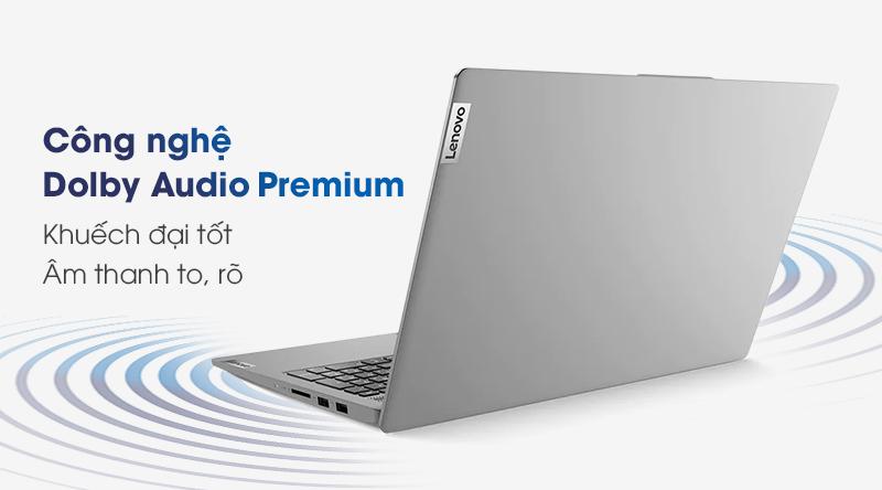 Lenovo IdeaPad 5 15IIL05 (81YK004UVN) | Công nghệ Dolby Audio