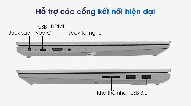 Lenovo IdeaPad Slim 5 14IIL05 i5 (81YH0050VN) - Cổng kết nối