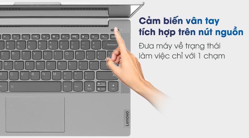 Lenovo IdeaPad Slim 5 14IIL05 i5 (81YH0050VN) - Vân tay