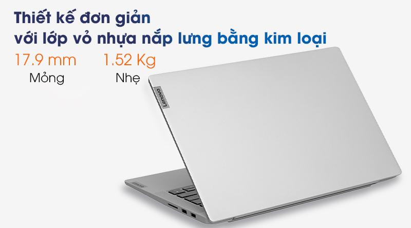 Lenovo IdeaPad Slim 5 14IIL05 i5 (81YH0050VN) - Thiết kế