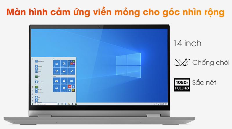 Lenovo IdeaPad Flex 5 14IIL05 i3 | Rõ ràng với độ nét cao