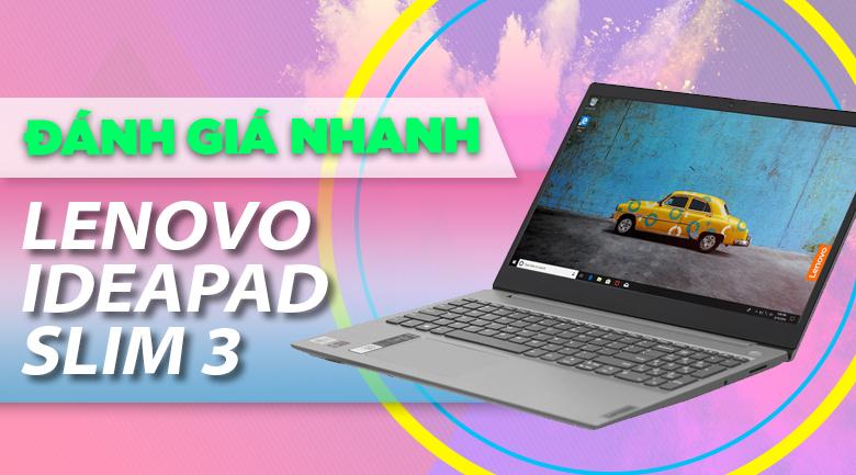Lenovo IdeaPad Slim 3 15IIL05 i3 1005G1 (81WE003RVN)
