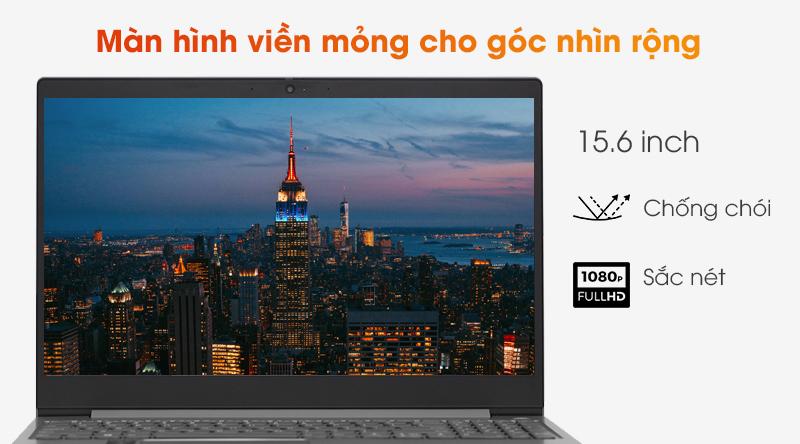 Laptop Lenovo IdeaPad 3 15IIL05 màn hình rộng rãi