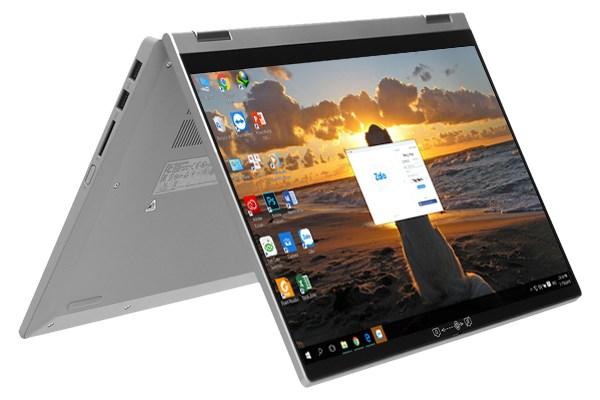 Laptop Lenovo IdeaPad Flex 5 14IIL i5 1035G1/8GB/512GB/Touch/Win10 (81X1001UVN)