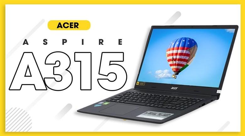 Acer Aspire A315 56 34AY i3 1005G1 (NX.HS5SV.007)