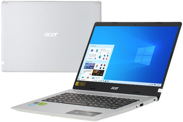 Laptop Acer Aspire A514 53G 513J i5 1035G1/8GB/512GB/2GB MX350/Win10 (NX.HYWSV.001)