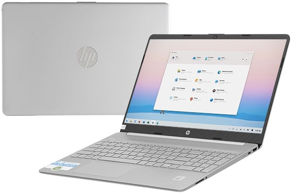 HP 15s fq1105TU i5 1035G1/8GB/512GB/Win10 (193P7PA) Intel Core i5 Ice Lake