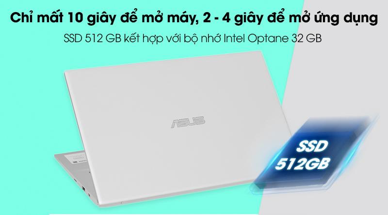 SSD Asus VivoBook A412FA i3