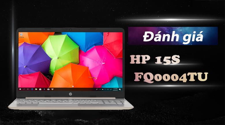 HP 15s fq0004TU N5000 (1A0D5PA)