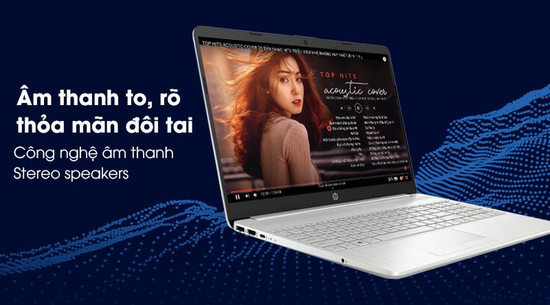HP 15s du2050TX i3 (1M8W2PA) - Âm thanh