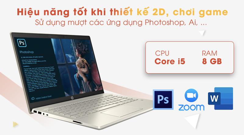 Laptop HP Pavilion 14 ce3067TU | Đáp ứng tốt ứng dụng văn phòng