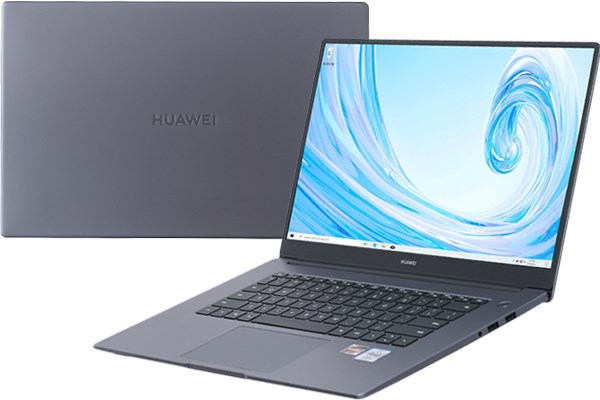 Laptop Huawei MateBook D 15 R5 3500U 8GB/256GB+1TB/Win10 (Boh-WAQ9R)