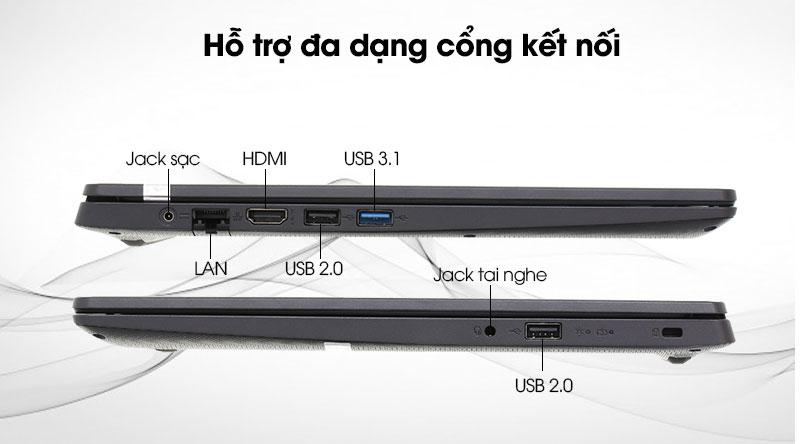 Acer Aspire 3 A315 - Kết nối