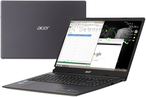 Laptop Acer Aspire 3 A315 34 P26U N5030/4GB/256GB/Win10 (NX.HE3SV.00H)