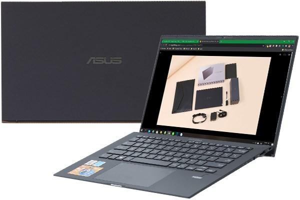 Laptop Asus ExpertBook B9450F i7 10510U/16GB/1TB SSD/Túi/Win10 Pro (BM0616R)