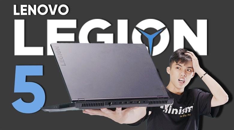 Lenovo Legion 5 Gaming 15IMH05 i7 10750H/120Hz (82AU0051VN)