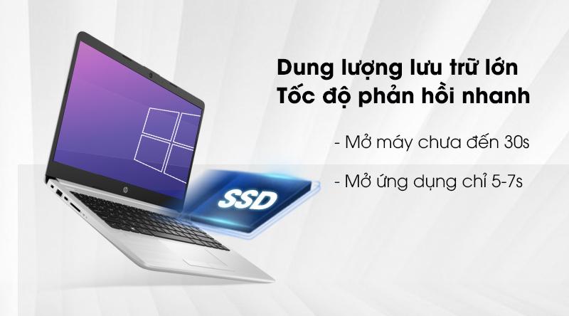 Laptop HP 348 G7 i3 (1A0Z1PA) - SSD