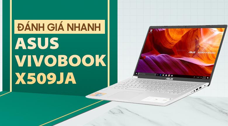 Asus VivoBook X509JA i3 1005G1 (EJ480T)