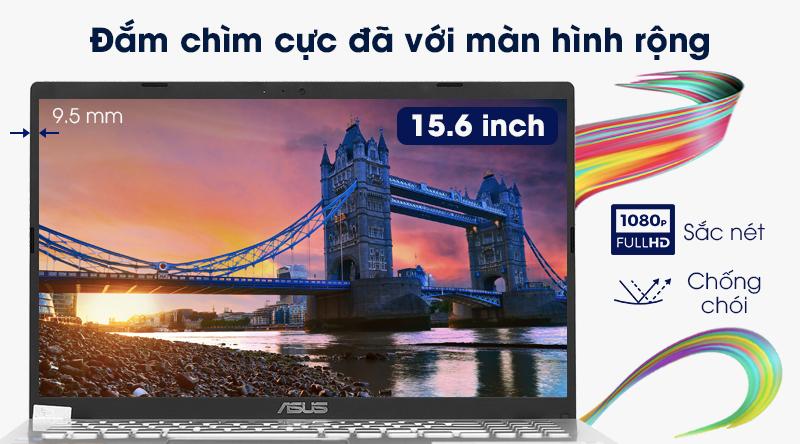Asus VivoBook X509JA i3 | Màn hình 15.6 inch