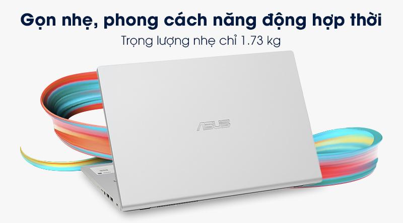Asus VivoBook X509JA i3 1005G1/4GB/256GB/Win10 (EJ480T) là mẫu laptop học tập - văn phòng