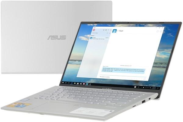 Laptop Asus VivoBook A412FA i3 10110U/4GB/512GB/Win10 (EK1175T)