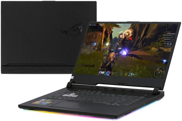 Laptop Asus Gaming Rog Strix G512 i7 10750H/8GB/512GB/144Hz/4GB GTX1650Ti/Win10 (IAL001T)