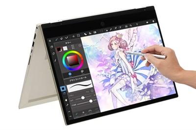 HP Pavilion x360 14 dw0060TU i3 1005G1/Office 2019 (195M8PA)