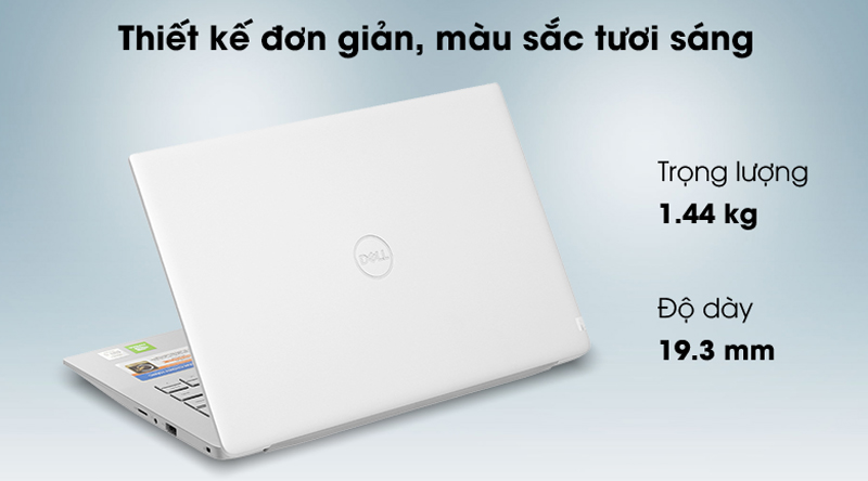 Dell Inspiron 5490 i5 (FMKJV1) - Thiết kế