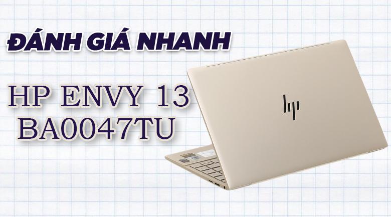 HP Envy 13 ba0047TU i7 1065G7 (171M8PA)