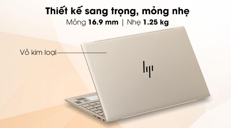 HP Envy 13 ba0047TU i7 1065G7(171M8PA)-Thiết kế