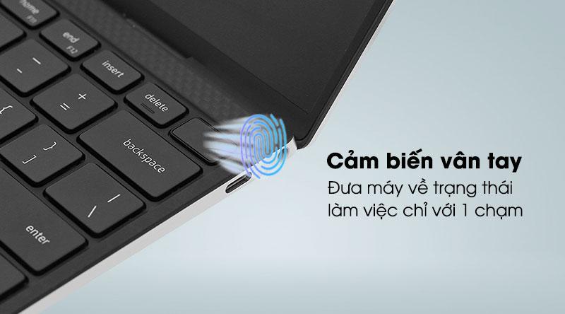 Dell XPS 13 9300 i5 (P117G001) - Vân tay