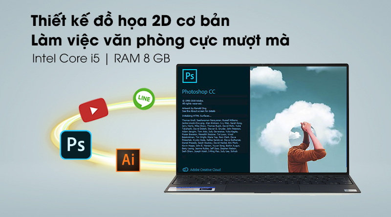 Dell XPS 13 9300 i5 (P117G001) - Cấu hình