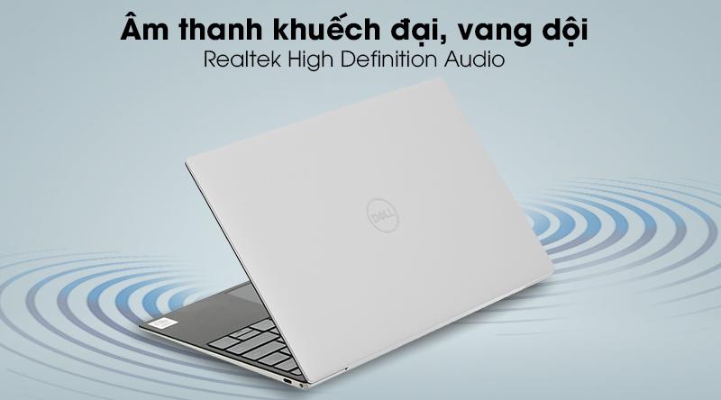 Dell XPS 13 9300 i5 (P117G001) - Âm thanh