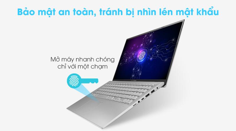 Dễ dàng đăng nhập vào Asus VivoBook A512FA i3