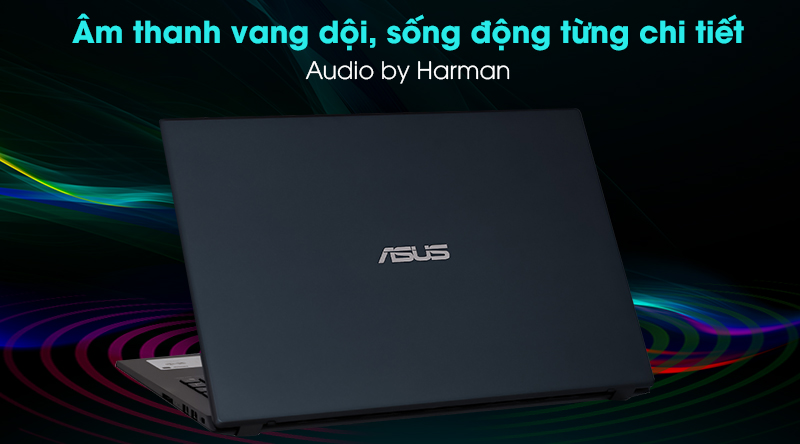 Asus F571GT i5 (AL851T) - Audio by Harman