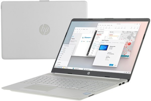 HP 15s du1076TX i5 10210U/8GB/512GB/2GB MX130/Win10 (1R8E2PA) Intel Core i5 Comet Lake