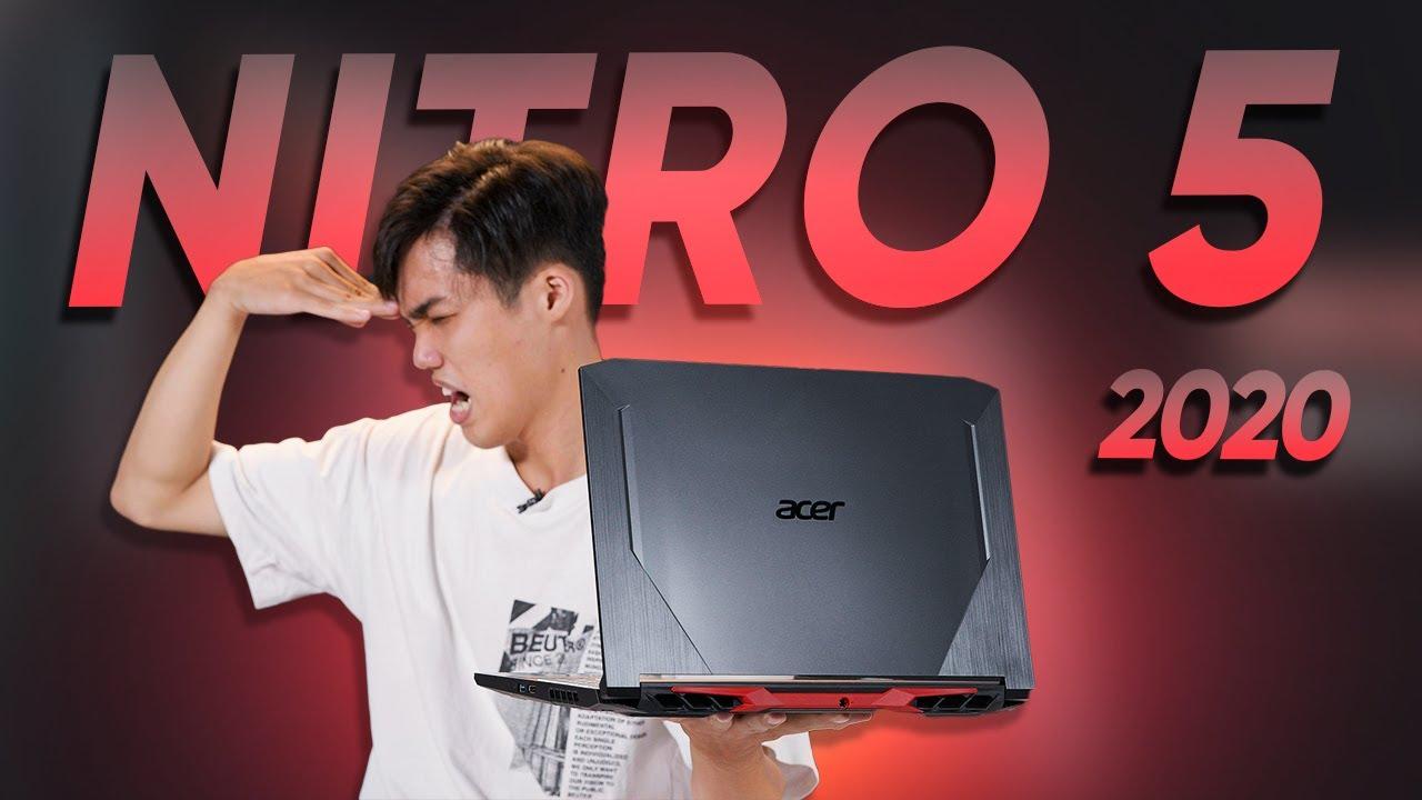 Acer Nitro AN515 55 5923 i5 10300H/144Hz (NH.Q7NSV.004)