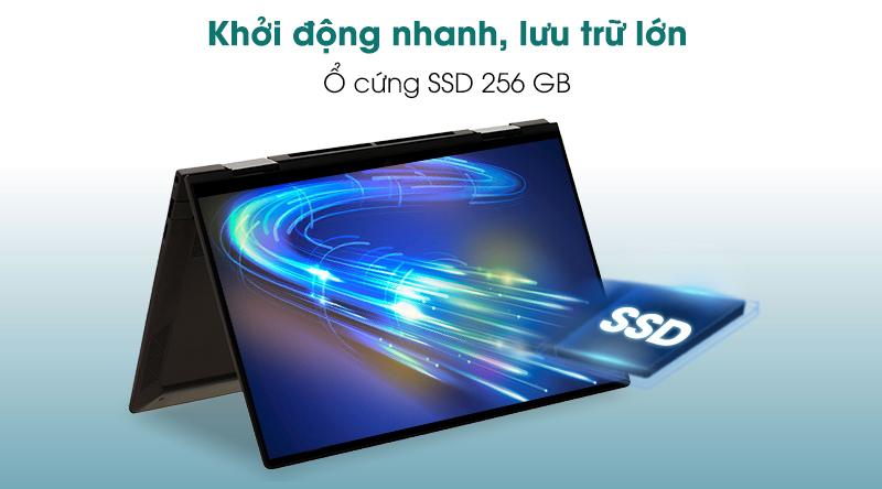 HP Envy X360 13 (171N1PA) - SSD