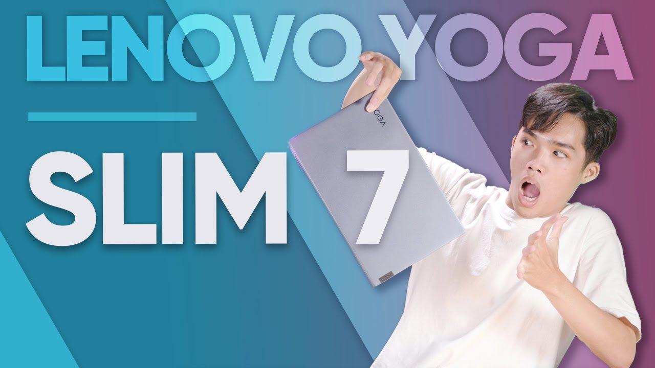 Lenovo Yoga Slim 7 14IIL05 i7 1065G7(82A100FKVN)