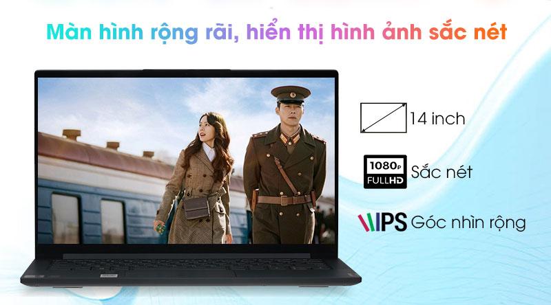 Lenovo Yoga Slim 7 14IIL05 i5 1035G4 (82A1007UVN) - Màn hình