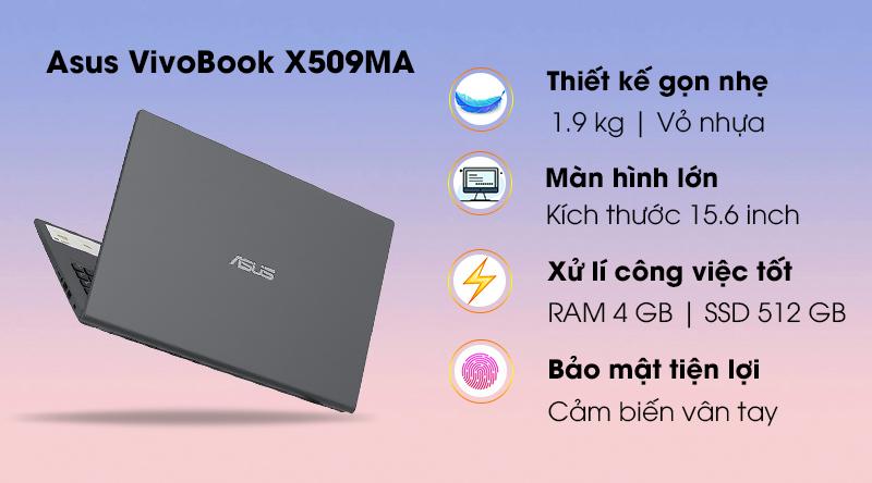 Asus VivoBook X509MA N5030 (EJ256T)