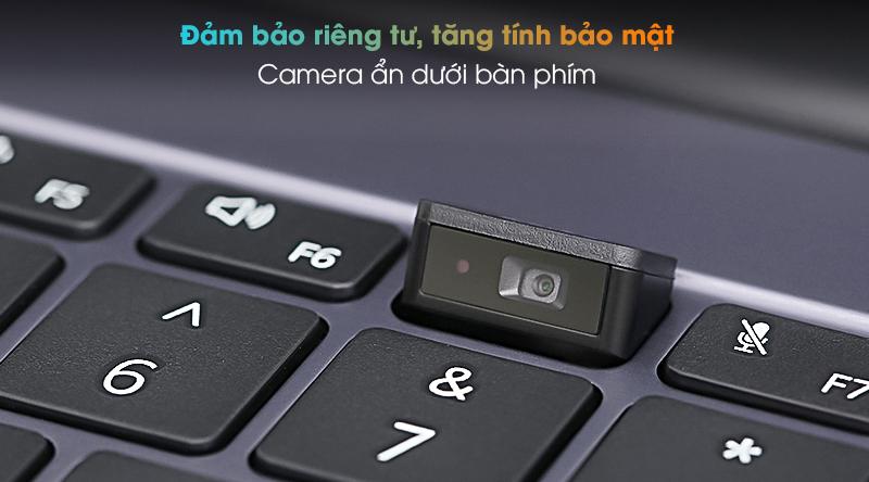 HUAWEI MateBook D 15 R5 (Boh-WAQ9R) - Camera