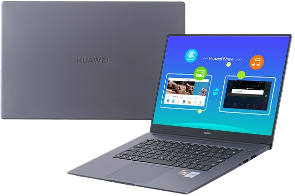 Laptop Huawei MateBook D 15 R5 3500U/8GB/512GB/Win10 (BohrK-WAQ9CR)