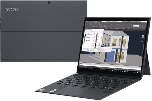Laptop Lenovo Yoga Duet 7 13IML05 i7 10510U/8GB/512GB/Touch/Pen/Win10 (82AS007CVN)