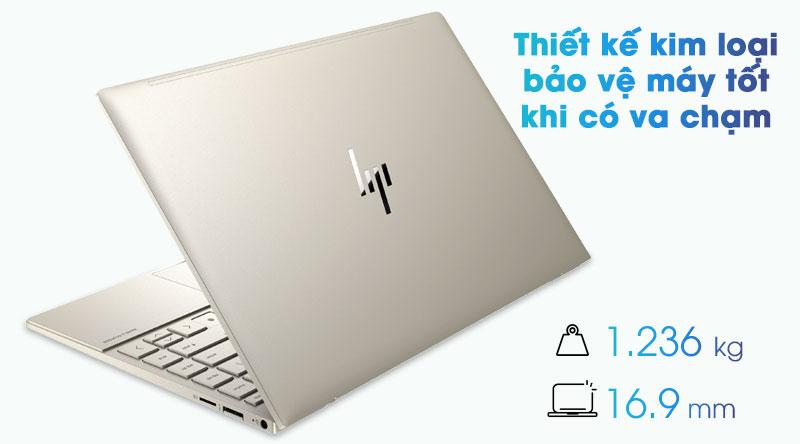 HP Envy 13 ba1027TU đem lại cho chủ nhân một phong cách chuyên nghiệp