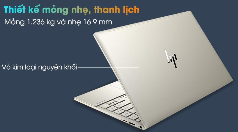 HP Envy 13 ba1030TU i7 (2K0B6PA) - Thiết kế